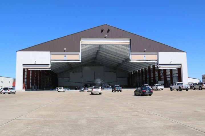 Chennault Airport Authority  Hangar H – Capital Improvement Program