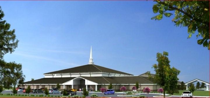 First Baptist Church DeRidder