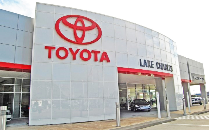 Lake Charles Toyota Dealership